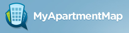 My Apartment Map Logo